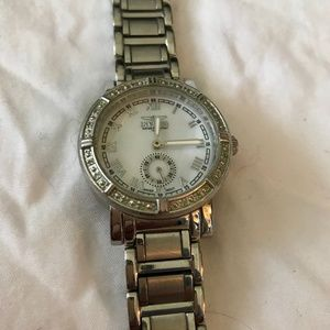 Invicta Stainless Steel Watch